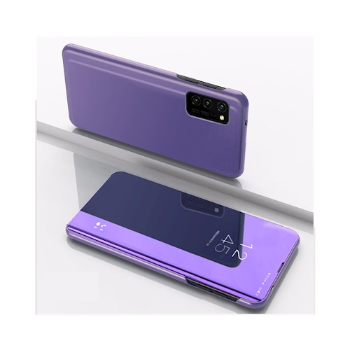 Smart Clear torbica za Samsung A21S violet