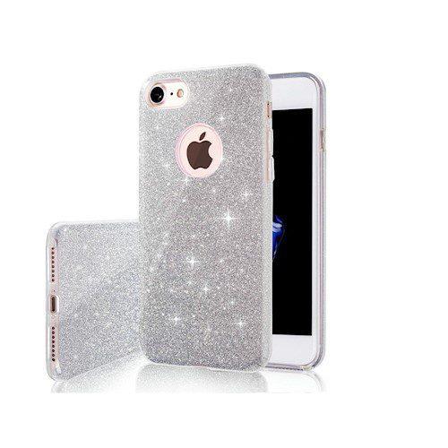 Zaštitna zadnja maska 3/1 za iPhone 11 Pro Max srebrna