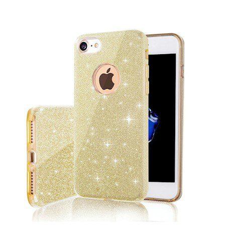 Zaštitna zadnja maska 3/1 za iPhone 11 zlatna