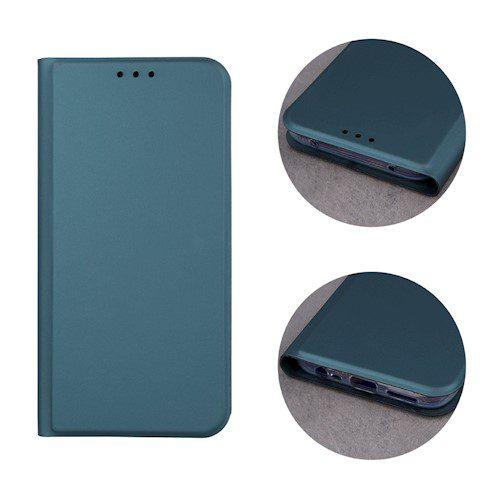 Smart Skin torbica za Xiaomi Redmi Note 9 zelena