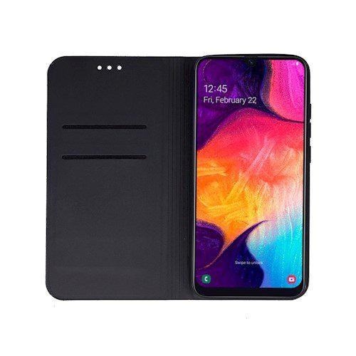 Smart Skin torbica za Samsung A21S crna