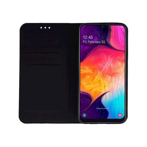 Smart Skin torbica za Xiaomi Redmi Note 9 crna