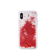 Zaštitna zadnja maska za iPhone X/XS crvena