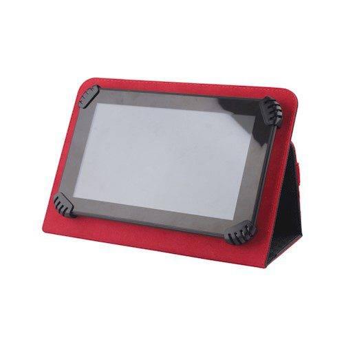 """Univerzalna torbica ORBI za tablet 9-10"""" crno-crvena"""