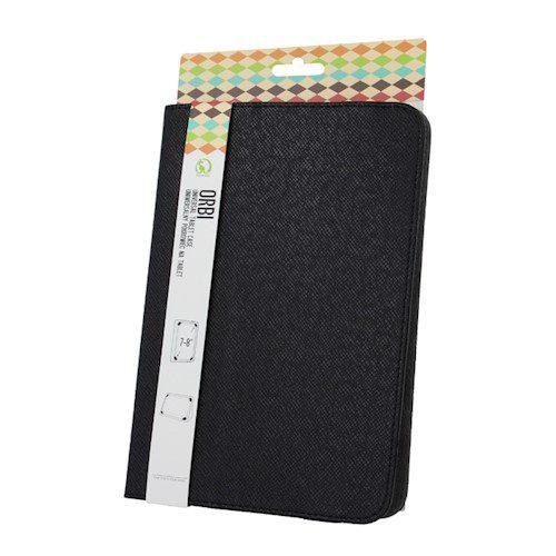 """Univerzalna torbica Orbi za tablet 7""""- 8"""" crna"""