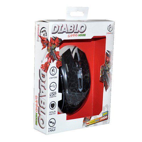 Rebeltec gaming miš Diablo