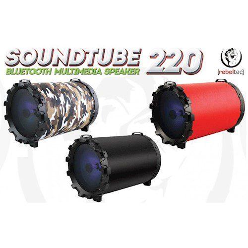 Rebeltec zvučnik SoundTube 220 crveni