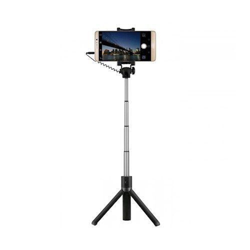 Selfie štap Huawei CF14 s tripod funkcijom crni