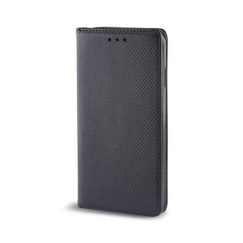 Smart magnetna torbica za Xiaomi Redmi Note 9 crna