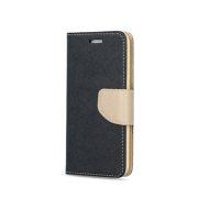 Smart Fancy torbica za Huawei P40 Lite E / Huawei Y7P crno-zlatna