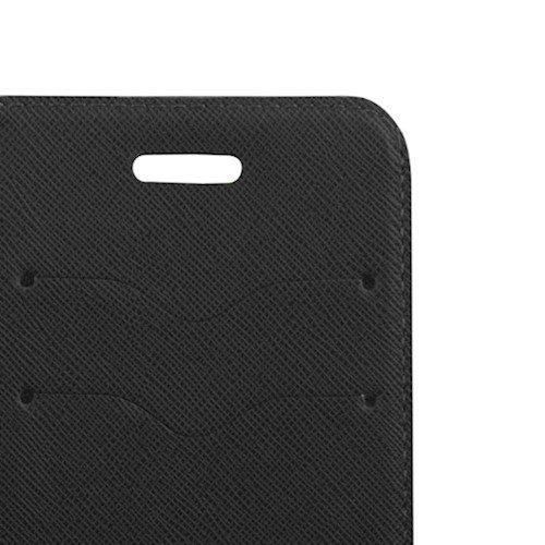 Smart Fancy torbica za Huawei P40 crna