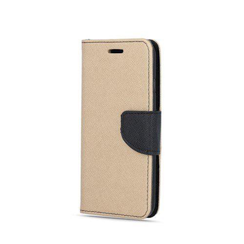 Smart Fancy torbica za Samsung A51 zlatno-crna
