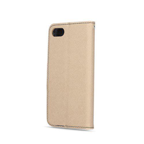 Smart Fancy torbica za Samsung A71 zlatno-crna