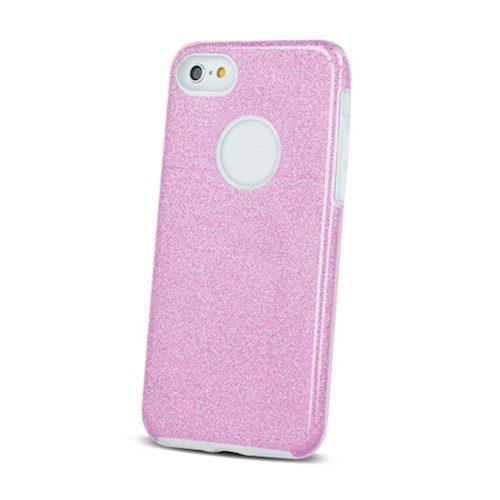 Zaštitna zadnja maska 3/1 za iPhone X / iPhone XS roza