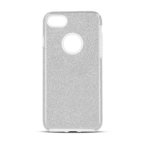 Zaštitna zadnja maska 3/1 za Xiaomi Redmi Note 9s/Note 9 Pro/Note 9 Pro Max srebrna