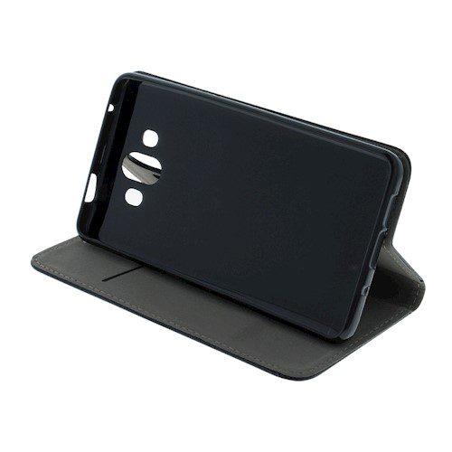 Smart magnetna torbica za Xiaomi Mi Note 10 Lite crna