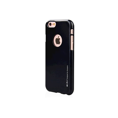 Zaštitna zadnja maska za iPhone XS Max crna