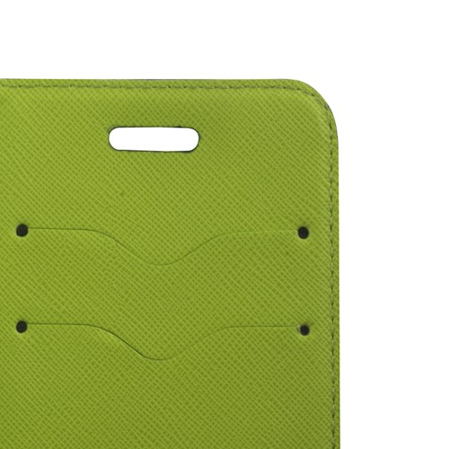 Smart fancy torbica za Huawei P30 Lite plavo-zelena