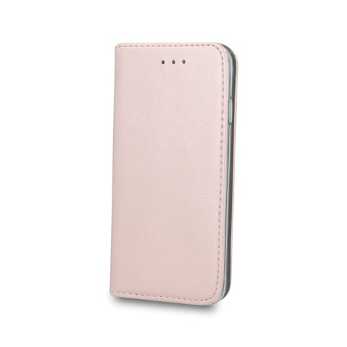 Smart magnetna torbica za Samsung A41 rozo-zlatna