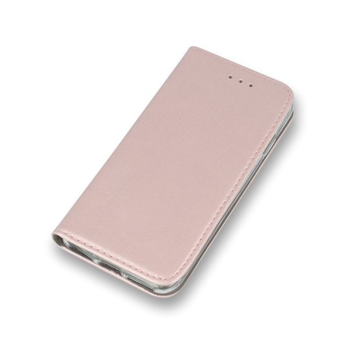 Smart magnetna torbica za Samsung A51 rozo-zlatna