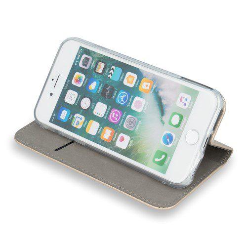 Smart magnetna torbica za Samsung A10 zlatna