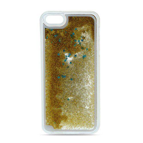 Zaštitna zadnja maska za iPhone X / iPhone XS zlatna